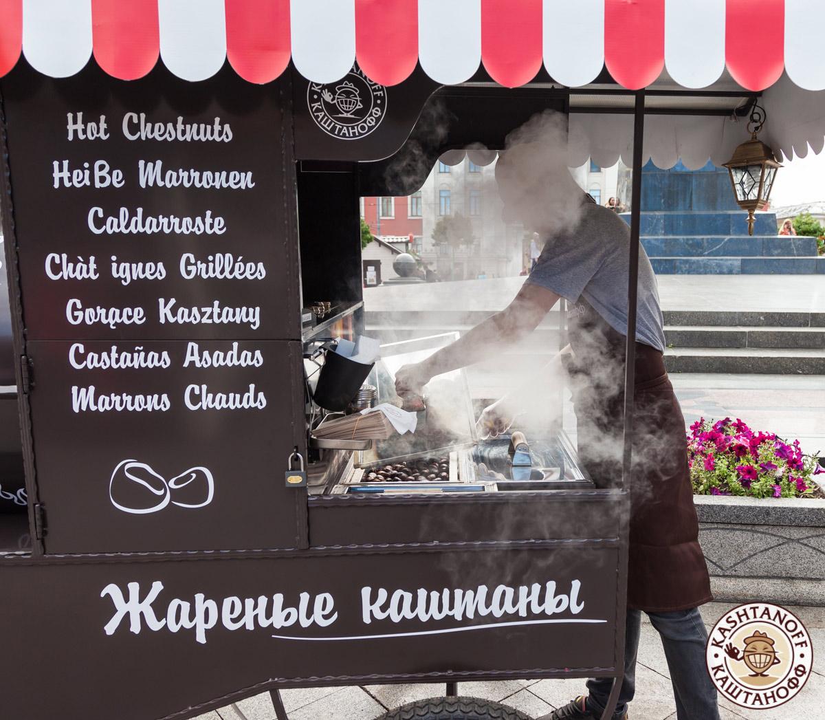 Каштанофф. Московское Лето. Фестиваль Варенья
