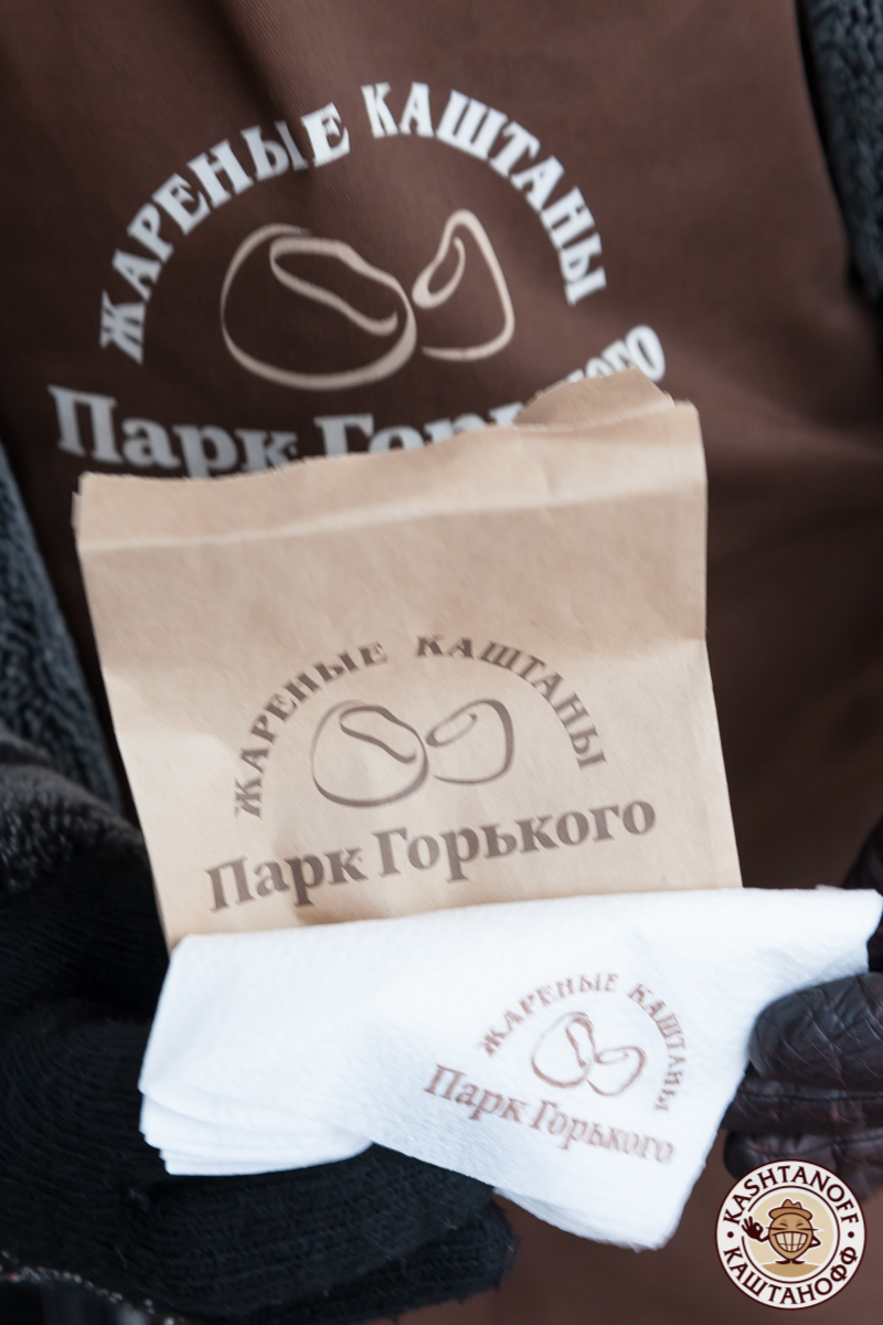 Каштанофф. Новогодние ярмарки. Парк Горького