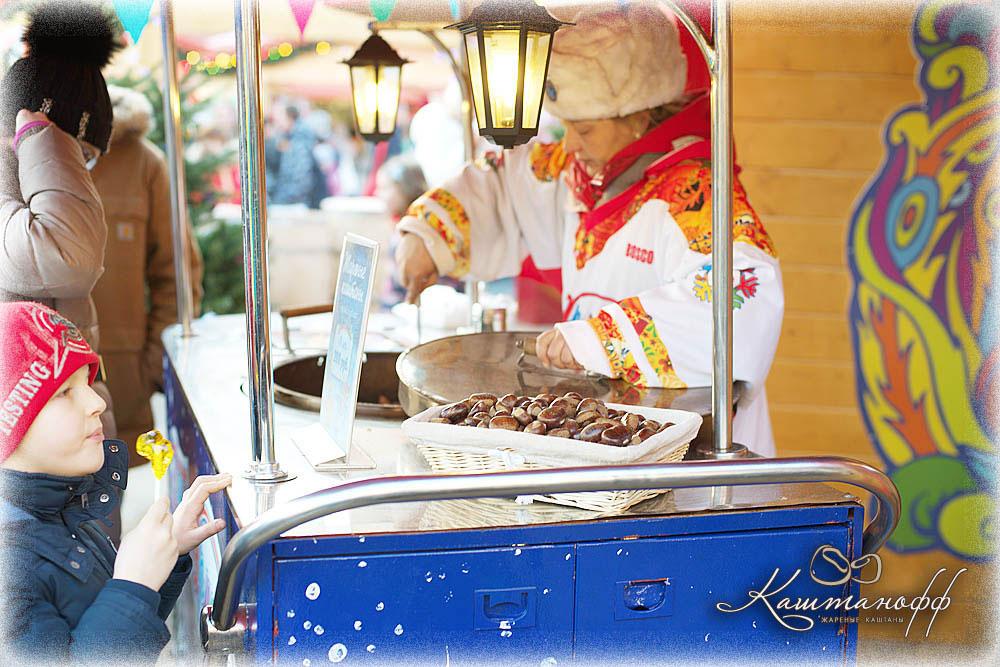 продажа каштанов москва